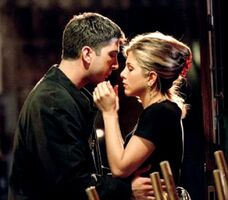 Friends-Rachel & Ross 4