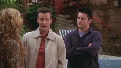 Joey and the Assistant