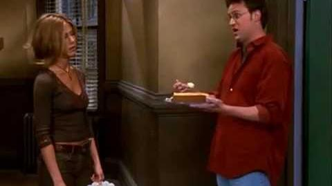 Friends-The Cheesecake