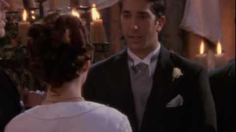 Ross and Emily's Wedding