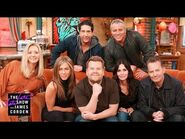 (2021-06-17) James Corden Visits the Cast at the 'Friends' Reunion