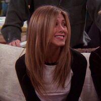 Rachel long hair 2