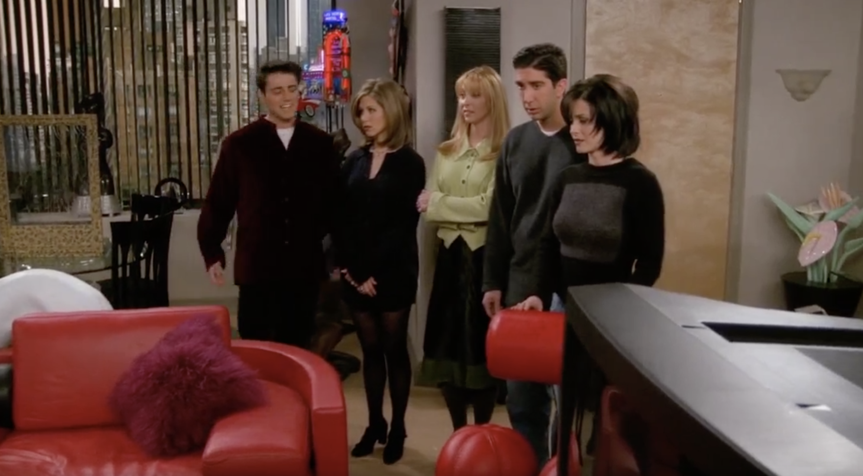 Joey S First Apartment Friends Central Fandom