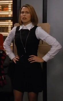 Nancy (Bloomingdale's Employee)