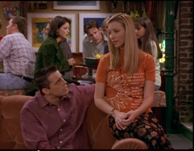 Phoebe and Joey - TOWRoss'Thing