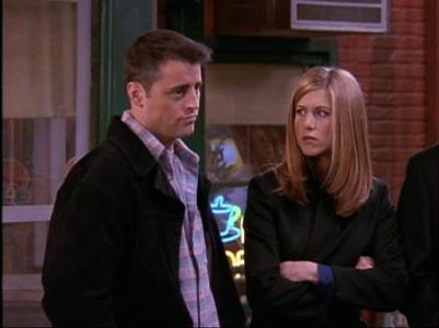 Joey and Rachel (4x09)