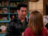 The One With Ross' Wedding, Part 1