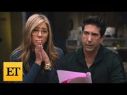Friends Reunion- Jennifer Aniston and David Schwimmer Reveal REAL LIFE Crushes on Each Other