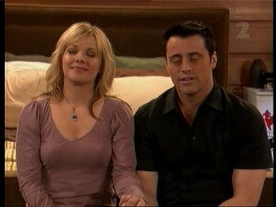 Joey and the Holding Hands