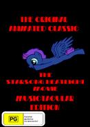 The Starsong Heatlight Movie (2007 Australian DVD)
