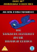 The Starsong Heatlight Movie (2021 UK DVD)