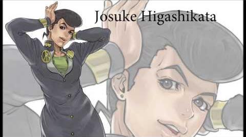 Jojo's Bizarre Adventure All Star Battle OST Josuke Higashikata's theme
