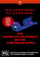 The Starsong Heatlight Movie (2004 Australian DVD Talking Cover)
