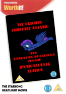 The Starsong Heatlight Movie (2007 UK DVD Woolworths Print)