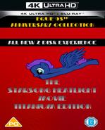 The Starsong Heatlight Movie (2021 UK 4KUHD Blu Ray)