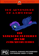 The Starsong Heatlight Movie (2004 Australian DVD)