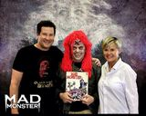 Fright Night Mad Monster Reunion 2015 Ragsdale Geoffreys Bearse