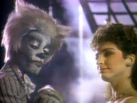 Russell Clark and Gloria Estefan - Miami Sound Machine - Bad Boys 02