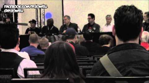 FRIGHT NIGHT (1985) Panel Mad Monster Party 2015