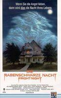 Fright Night 1985 German VHS