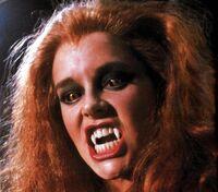Fright Night 1985 Amanda Bearse as vampire Amy Peterson