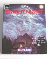 Microdeal Amiga Fright Night Arcade Game 01