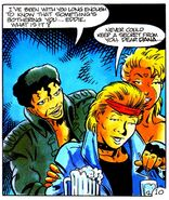 Fright Night Comics Dana Roberts Evil Ed and Donna