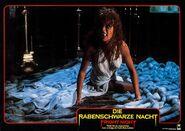 Fright Night 1985 German Lobby Card 10 Amanda Bearse