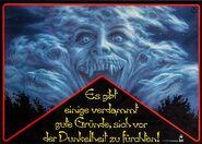 Fright Night 1985 German Lobby Card 01