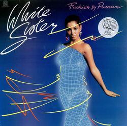 White Sister Fashion by Passion - White Vinyl LP Release.jpg