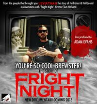 You're So Cool Brewster The Story of Fright Night - Adam Evans