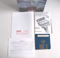 Microdeal Amiga Fright Night Arcade Game 04
