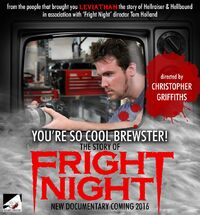 You're So Cool Brewster The Story of Fright Night - Christopher Griffiths