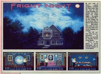 Fright Night The Arcade Game - Steve Bak article