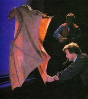 Fright Night 1985 Vampire Bat Marionette Randy Cook