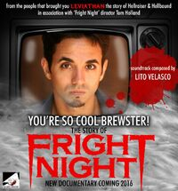 You're So Cool Brewster The Story of Fright Night - Lito Velasco