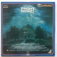 Fright Night USA Laserdisc 01