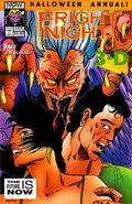 Fright Night 3-D Halloween Annual
