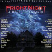 Fright Night Brazilian LP Front