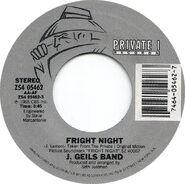 J Geils Band Fright Night 45 03