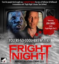 You're So Cool Brewster - Fright Night - Jon Gries