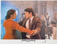 Fright Night 2 Lobby Card 04 William Ragsdale Julie Carmen