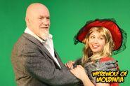 Werewolf of Moldavia BTS 16 Nicholas Vince and Corrine Hickey