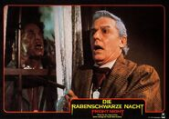 Fright Night 1985 German Lobby Card 13 Chris Sarandon Roddy McDowall