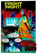 Fright Night Peter Vincent in Psychedelic Death