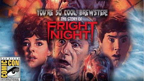 You're So Cool Brewtser The story of Fright Night Comic-Con 2015 trailer