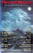 Fright Night USA Soundtrack Cassette 01
