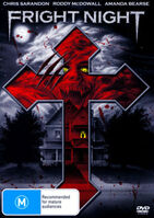 Fright Night 1985 Australian DVD 2011 front