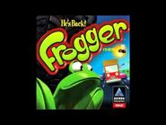 Frogger- He's Back! Music- Lily Pad Zone Redux