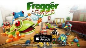 Frogger_in_toy_town_Launch_Trailer